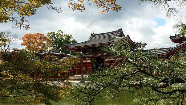 Kyoto, Travel, Byodoin, Tourist Destination, Tourism
