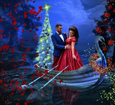 Christmas, Couple, Love, Holiday, Winter, Xmas, Man