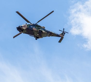 Helicopter, Black Hawk Helicopter