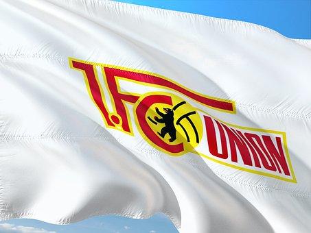 Flag, Logo, Football, 2, Bundesliga, 1, Fc Union Berlin