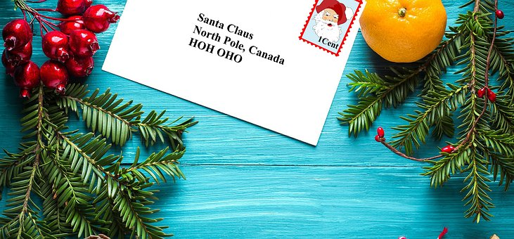 Letter, Santa, Christmas, Holiday, Santa Claus, Claus