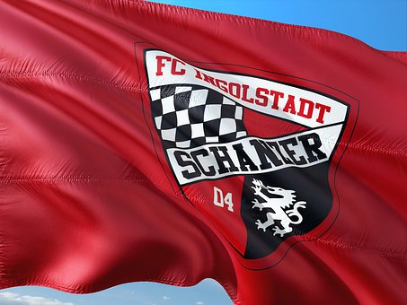 Flag, Logo, Football, 2, Bundesliga, Fc Ingold City
