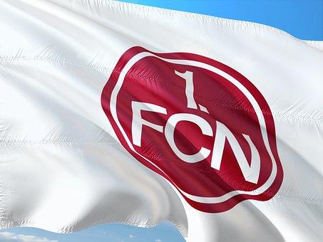 Flag, Logo, Football, 2, Bundesliga, 1, Fc Nürnberg