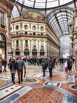 Milan, Lombardy, Italy, Gallery