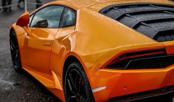Lamborghini Huracan, Lamborghini, Supercar, Modern, Car
