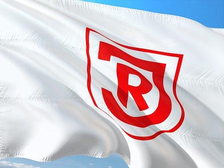 Flag, Logo, Football, 2, Bundesliga, Jahn Regensburg
