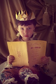 Prince, Boy, Book, Kids, Magic, Crown, A Cute Baby