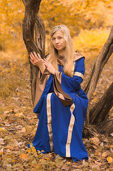 Magic, Witch, Cosplay, Autumn, Story, Wild Wood