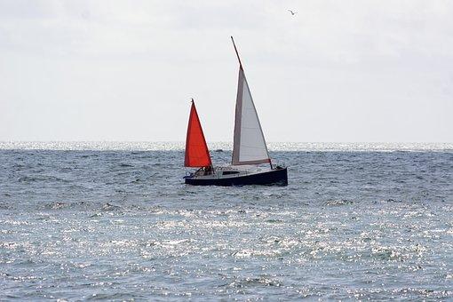 Sailboat, Sea, Mats, Browse, Boats, Navigation, Sails