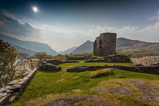 Snowdonia, Wales, Land, Landscape, Welsh, National