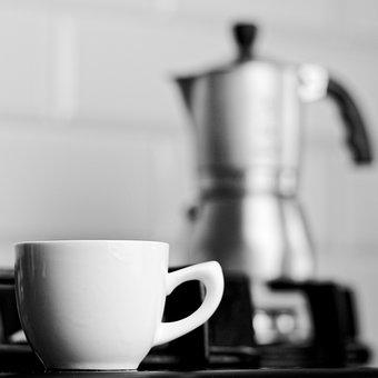 Coffee, Espresso, A Cup Of Coffee, The Brew, Mocha
