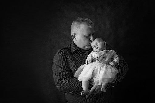 Dad, Daughter, Love