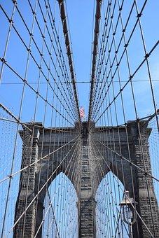 Bridge, Day, Brooklyn