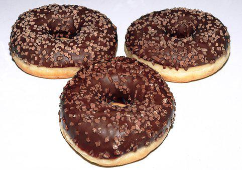 Donut, Chocolate Donut, Pastries Pastry, Chocolate