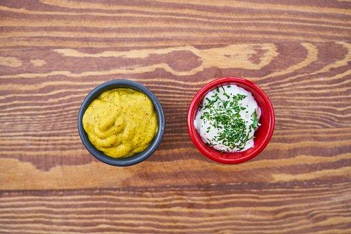 Mustard, Mayonnaise, Sauce, Table, Flavor, Diet, Aroma