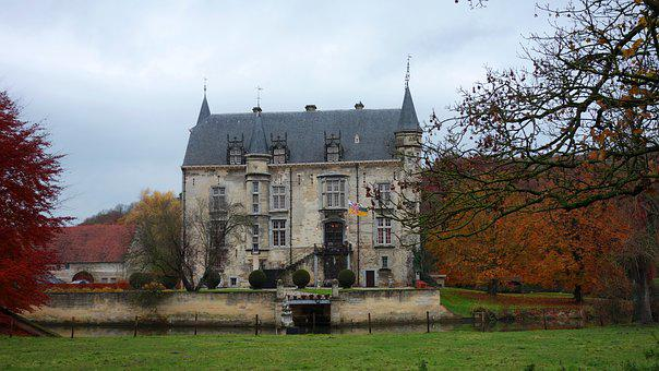 Castle, Fortress, Middle Ages, History, Architecture
