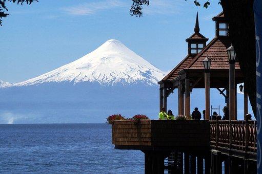 Frutillar, Osorno Volcano, Chile