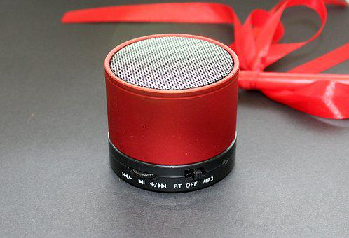 Speaker, Multimedia, Mp3, Wi-fi, Sound, Music, Fun