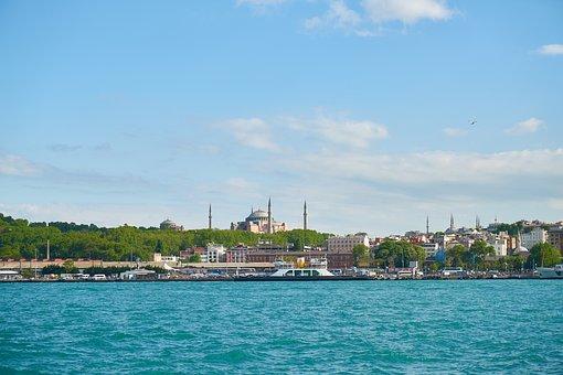 Istanbul, Throat, Hagia Sophia, Cami, Museum, Church