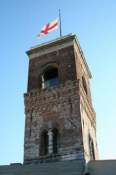 Genoa, Palazzo Ducale, Torre, Prison, Historical Centre