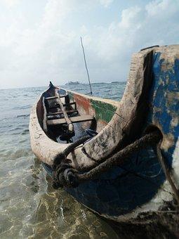 Sanblas, Panama, Boat