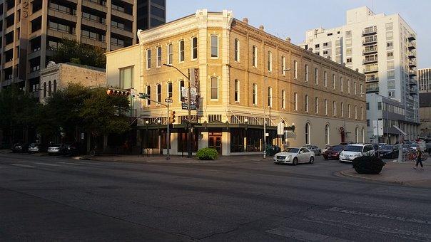 Texas, Building, City, Historic Building, Buildings
