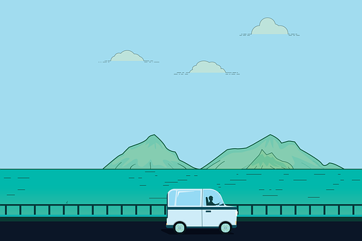 Openclipart, Flat Design, Travel, Sea Water