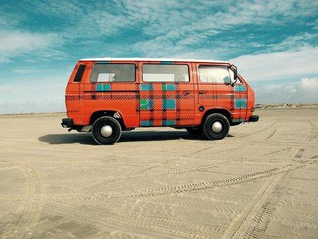 Vw, Vw Bus, Volkswagen, Bulli