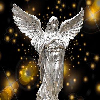 Christmas, Angel, Christmas Angel, Guardian Angel
