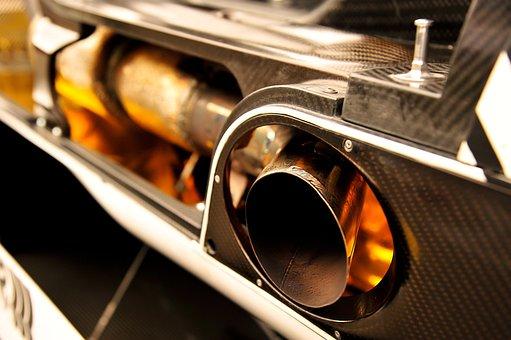 Exhaust, Akrapovic, Carboxylic, Auto, Dtm, Bmw