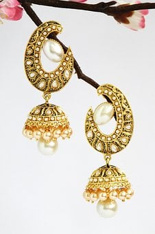 Gold Plated, Copper, Brass Alloy, Semiprecious Stones