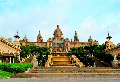 Barcelona, Travel, Spain, Tourist, Europe, Building