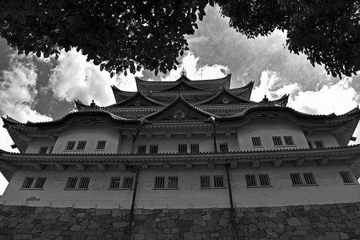 Nagoya Castle, Aichi, Castle, Architecture, Asia