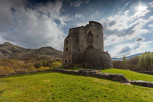 Snowdonia, Castle, Welsh, Old, Historic, Architecture