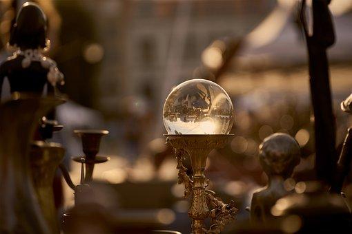Glass, Globe, Ornament, Coloring, Fantasy, Celebrate