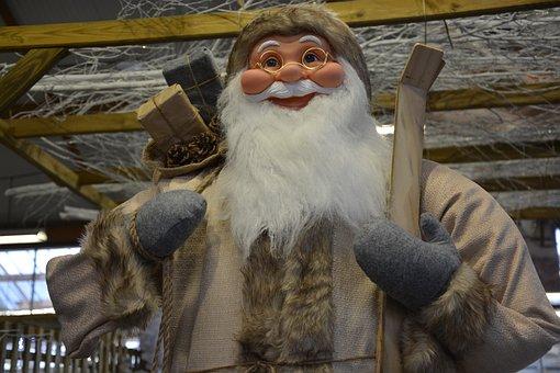 Father Christmas, Character Christmas