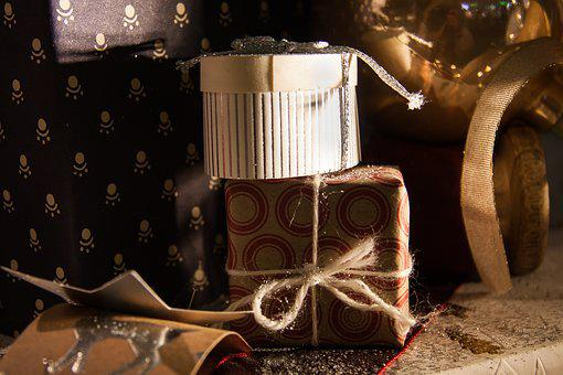 Christmas, Gifts, Gift Parcel, Surprise