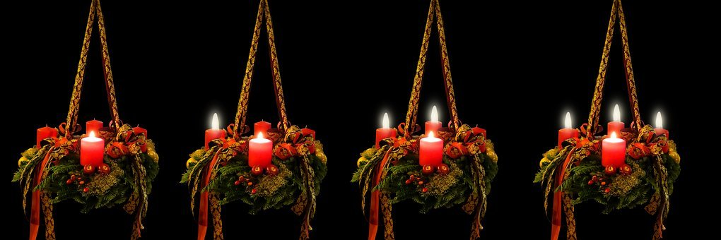 Advent, Christmas, Christmas Time, Advent Wreath