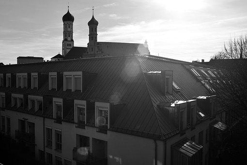 Homes, City, Architecture, Building, Old Town