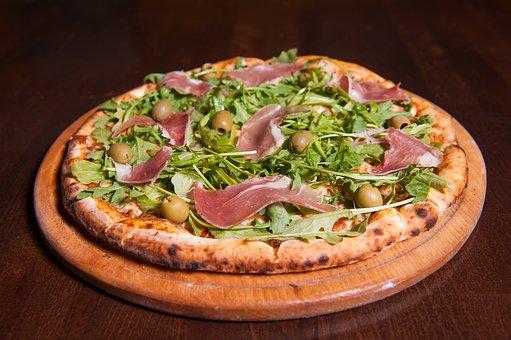 Pizza, Food, Tasty, Lunch, Restaurant, Menu, Italy