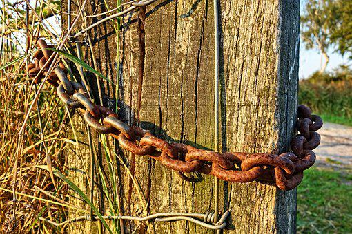 Chain, Links, Steel, Linked, Security, Connect, Safety