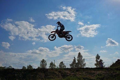Motorcross, Motorsport, Motorcycle, Dirt Bike, Track