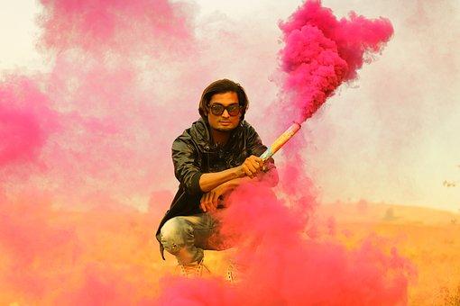 Pink, Color, People, Places, Colourful, Portrait