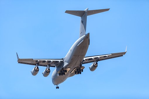 Plane, C-17a Globemaster Iii, Raaf, Military Aircraft