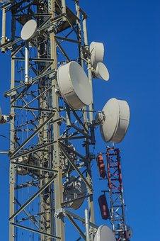 Antenna, Telecommunications Tower, Receptor