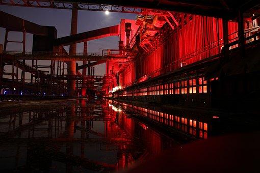 Zeche Zollverein, Eat, Ruhr Area, Mine, World Heritage