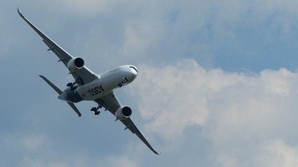 Aircraft, Airbus, Passenger Aircraft, A350