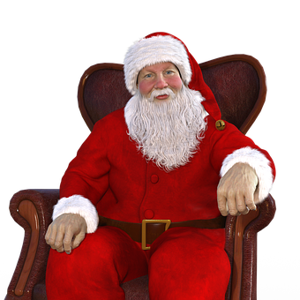 Santa Claus, Christmas, Nicholas, Advent, Contemplative