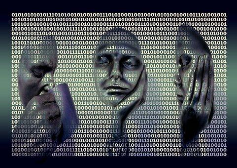 Binary Code, Binary, Binary System, Byte, Bits