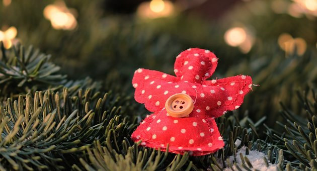 Christmas, Christmas Angel, Christmas Tree Jewelry